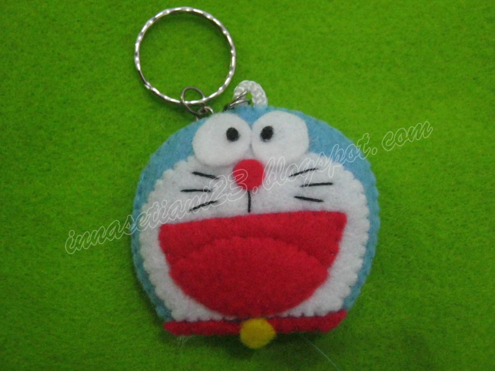 Inna Dwi Setiani Flanelcraft Doraemon