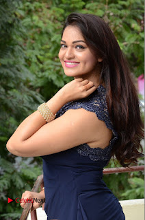 Actress Ashwini Pictures in Short Dress at Vinodam 100 Percent Press Meet  0044.JPG