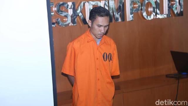 Posting Jokowi Seorang Komunis, Admin IG sr23_official Ditangkap