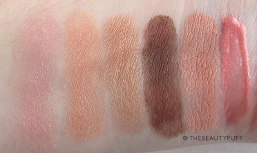 lola cosmetics swatches - the beauty puff