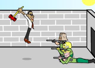 Obama Escape Presidencial - Jugado y Resuelto!
