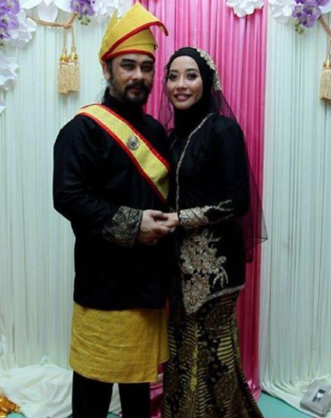 Awie Wings Nikah Sharifah Ladyana Di Siam?