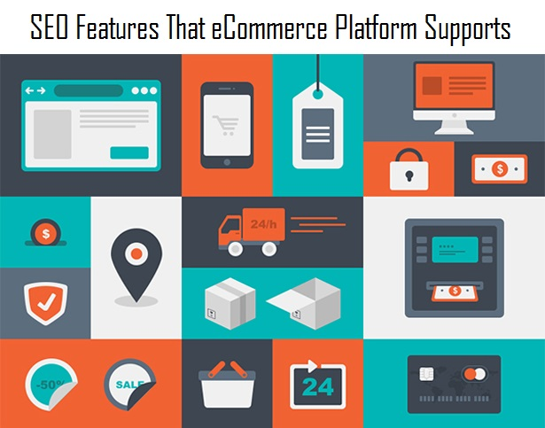 SEO Features That eCommerce Platform Supports