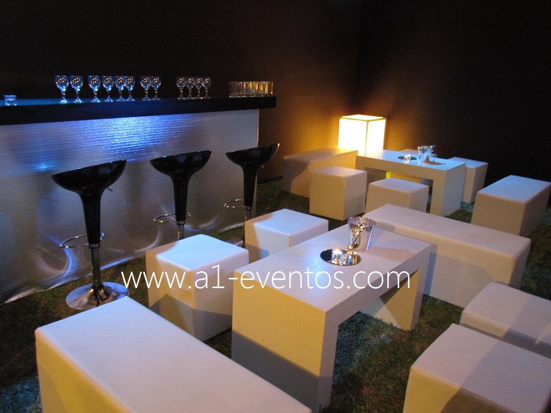 A1 Eventos # Muebles Lounge Para Eventos