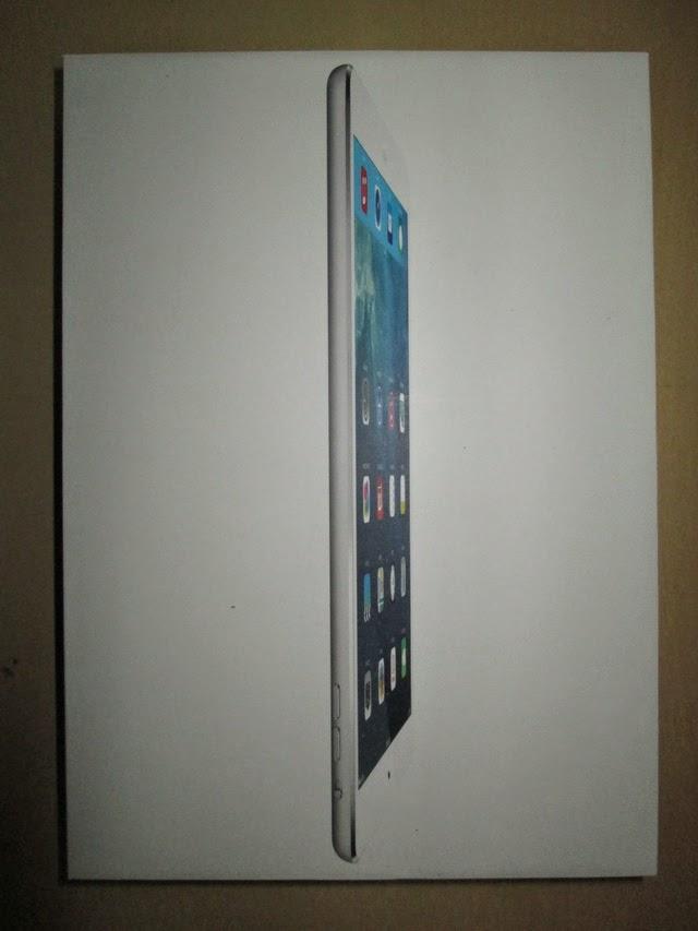 Dus iPad Air Seken