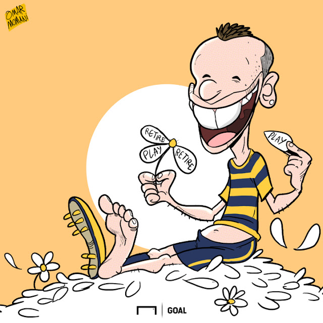 Antonio Cassano cartoon