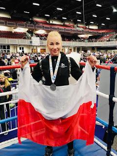 Irish Open, Dublin, kickboxing, Emilia Czerwińska, Przemysław Kacieja, medale, sukces