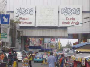 King Plaza Bandung, Rajanya Fashion