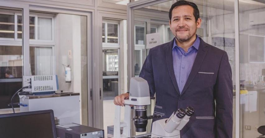 Estudiar Bioingeniería dará al estudiante muchas oportunidades de generar cambios, sostiene Julio Valdivia, director de Bioingeniería en UTEC - www.utec.edu.pe