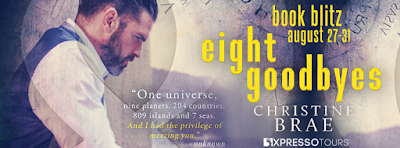 Excerpt: Eight Goodbyes by Christine Brae
