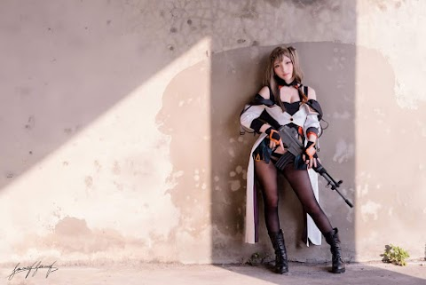 Cutie Cosplay: A collection of Asian Cosplay of characters carrying gun and sword [20pics]