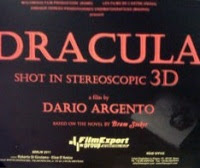 Dracula 3D Film