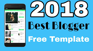 SEO friendly and fully responsive Blogger Template