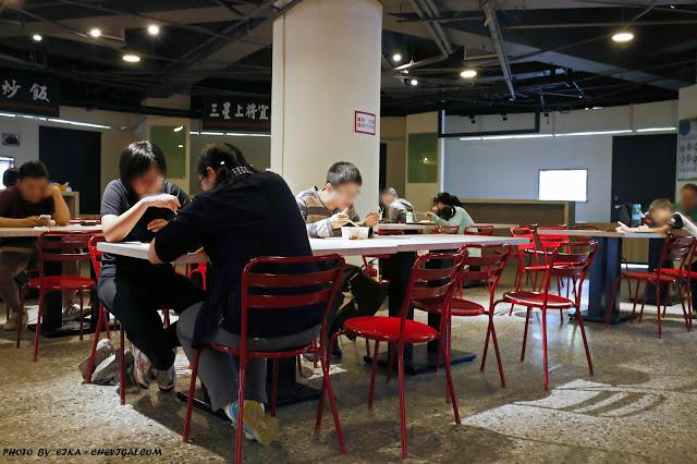 MG 3675 - 中興大學學生餐廳重新開幕囉!近50間店家攤販進駐,整體煥然一新!