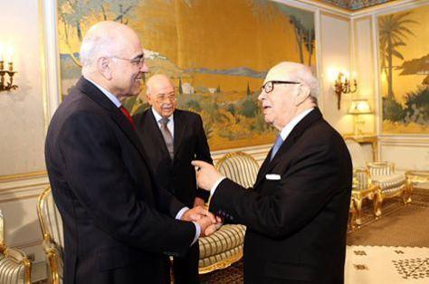 Une délégation du FMI à Tunis le 18 février