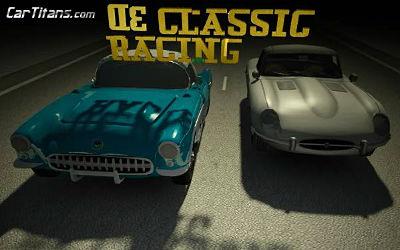 3D Classic Racing - Jeu de Simulation sur PC