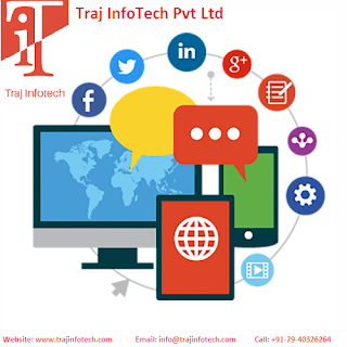 Social Media Marketing - Traj InfoTech