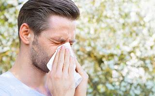 Mengurangi gejala alergi