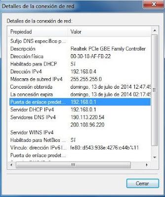Ajustes de Configuración de un Router Wifi