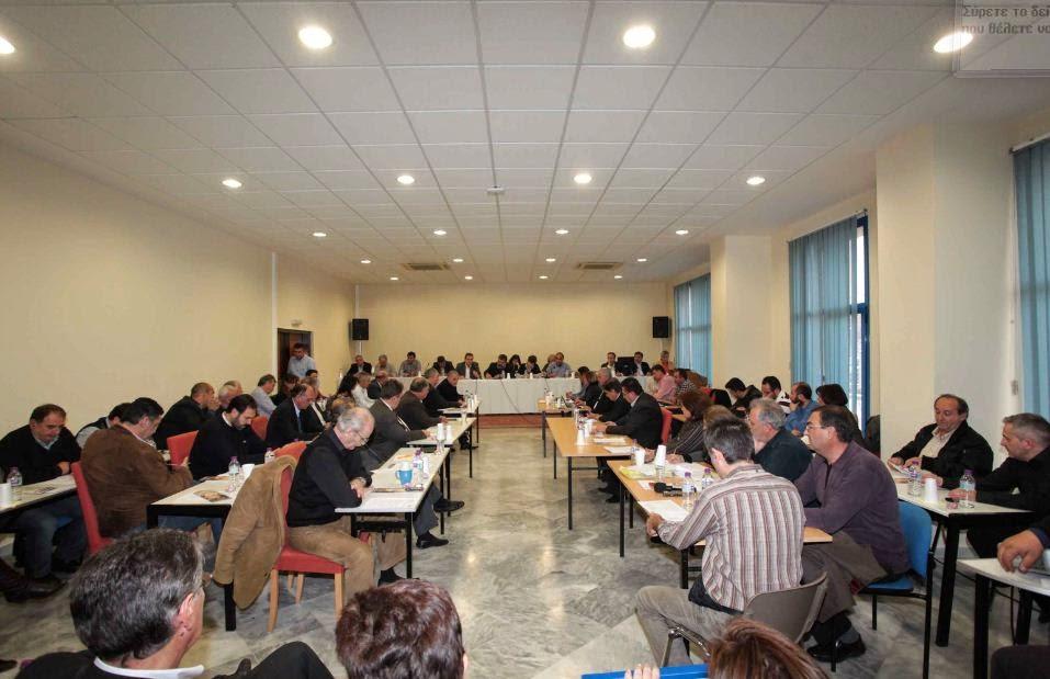 ΠΔΜ:Ζωντανή μετάδοση Περιφερειακού Συμβουλίου 29-4-2015