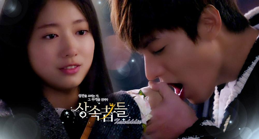 pelakon the inheritors korean drama