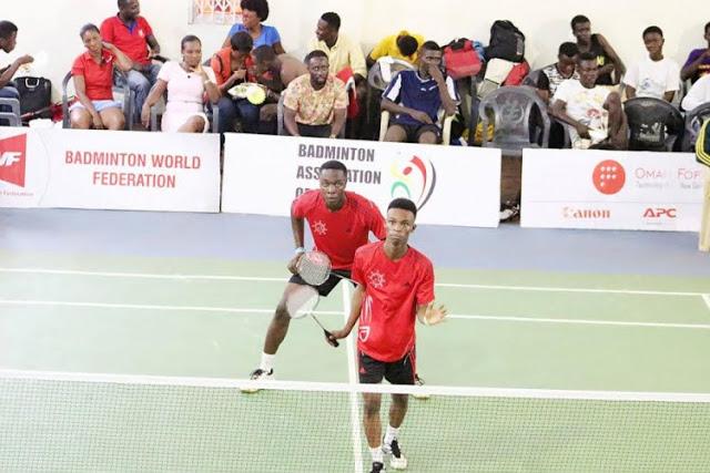 Ezone Ghana Is The Official Sponsor of Ghana's First International Badminton Tournament