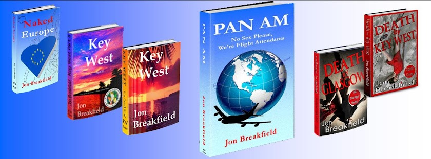 Breakfield's Book Blog