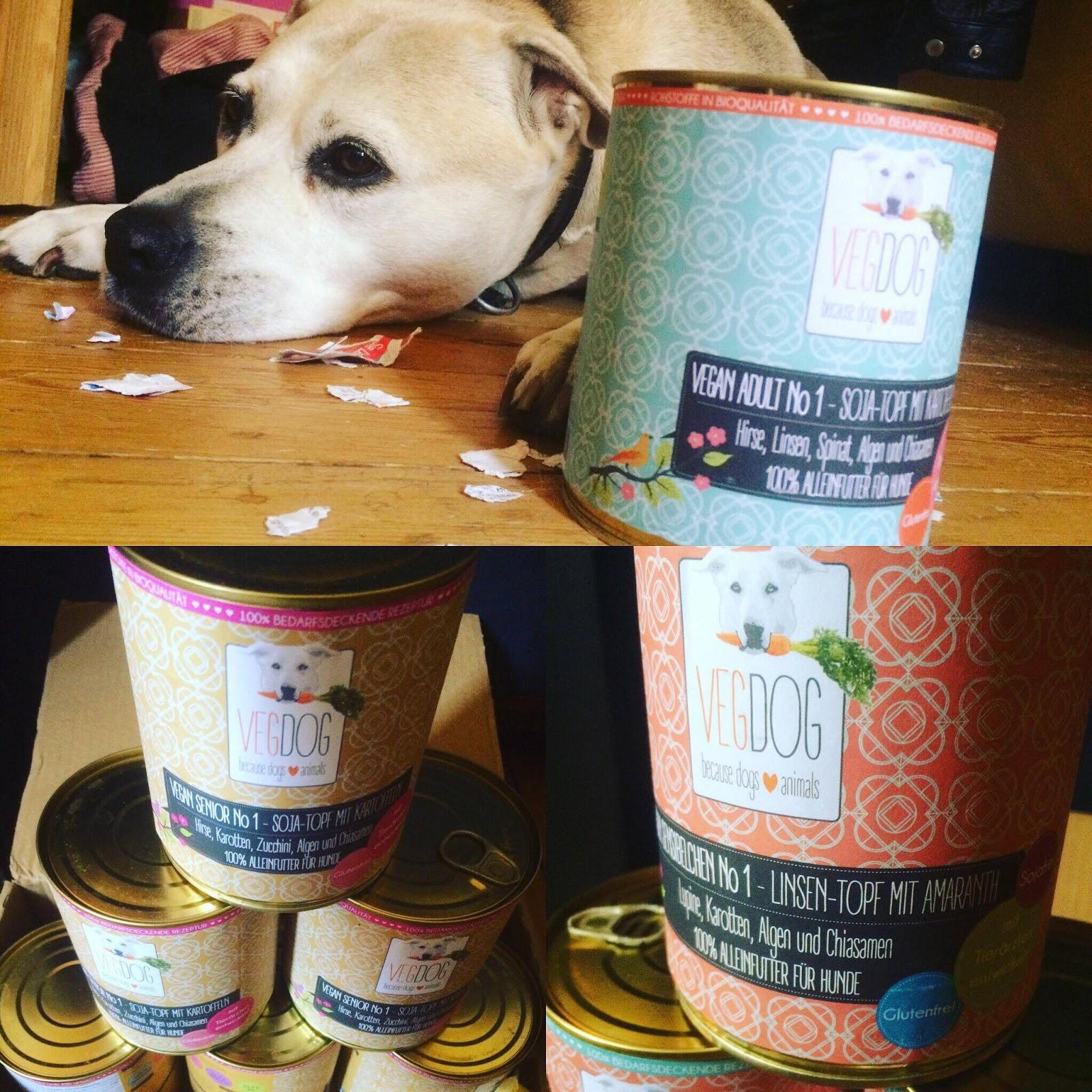 justine wynne gacy veganes hundefutter vegdog im test. Black Bedroom Furniture Sets. Home Design Ideas