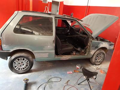 Fiat Uno ELX 1994