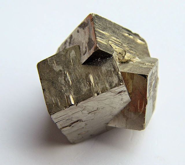 Types of Twinning in Minerals