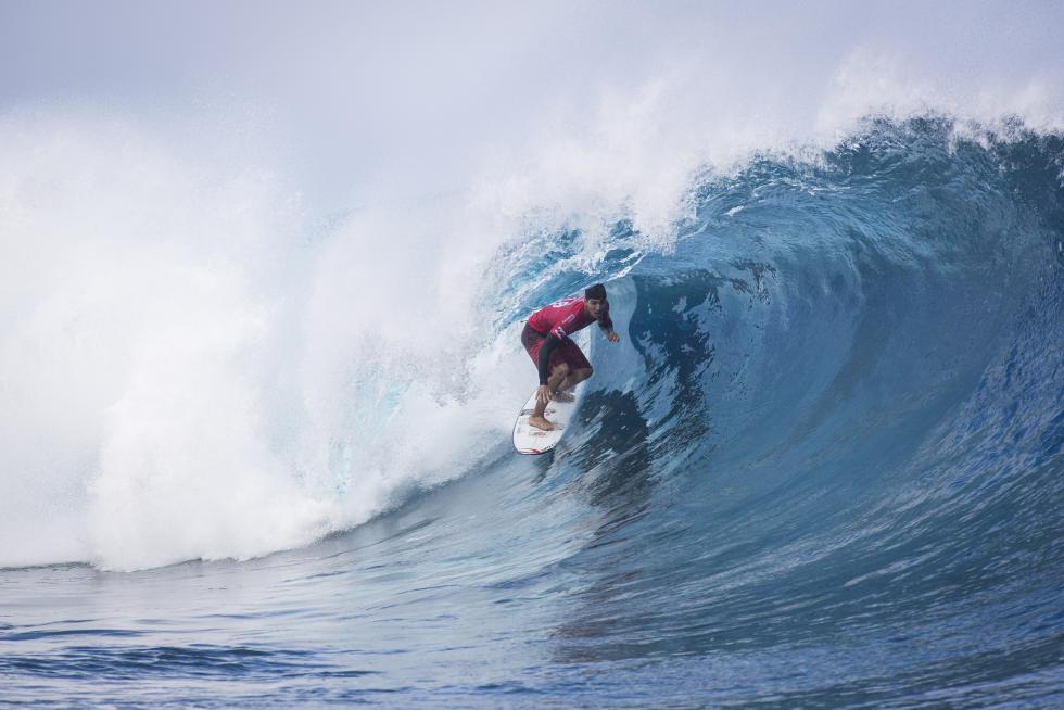 23 Gabriel Medina BRA Billabong Pro Tahiti foto WSL Kelly Cestari