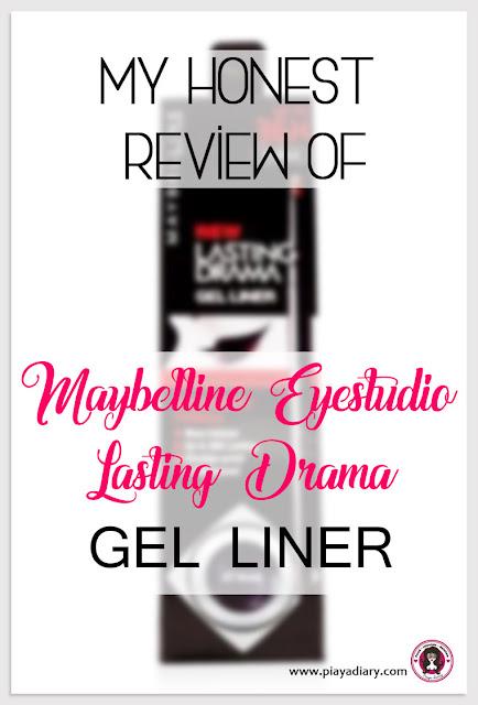 Maybelline EyeStudio Lasting Drama Gel Eyeliner: Honest Review
