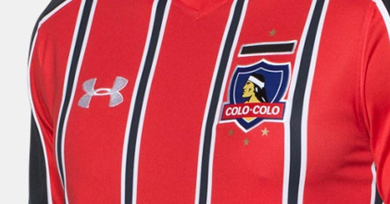 new products afa9e 1081f Buy Colo-Colo 2017 Third Kit Released