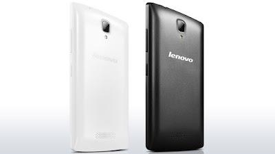 Lenovo A2010 (Tampak Belakang)