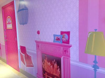 Habitación de Barbie