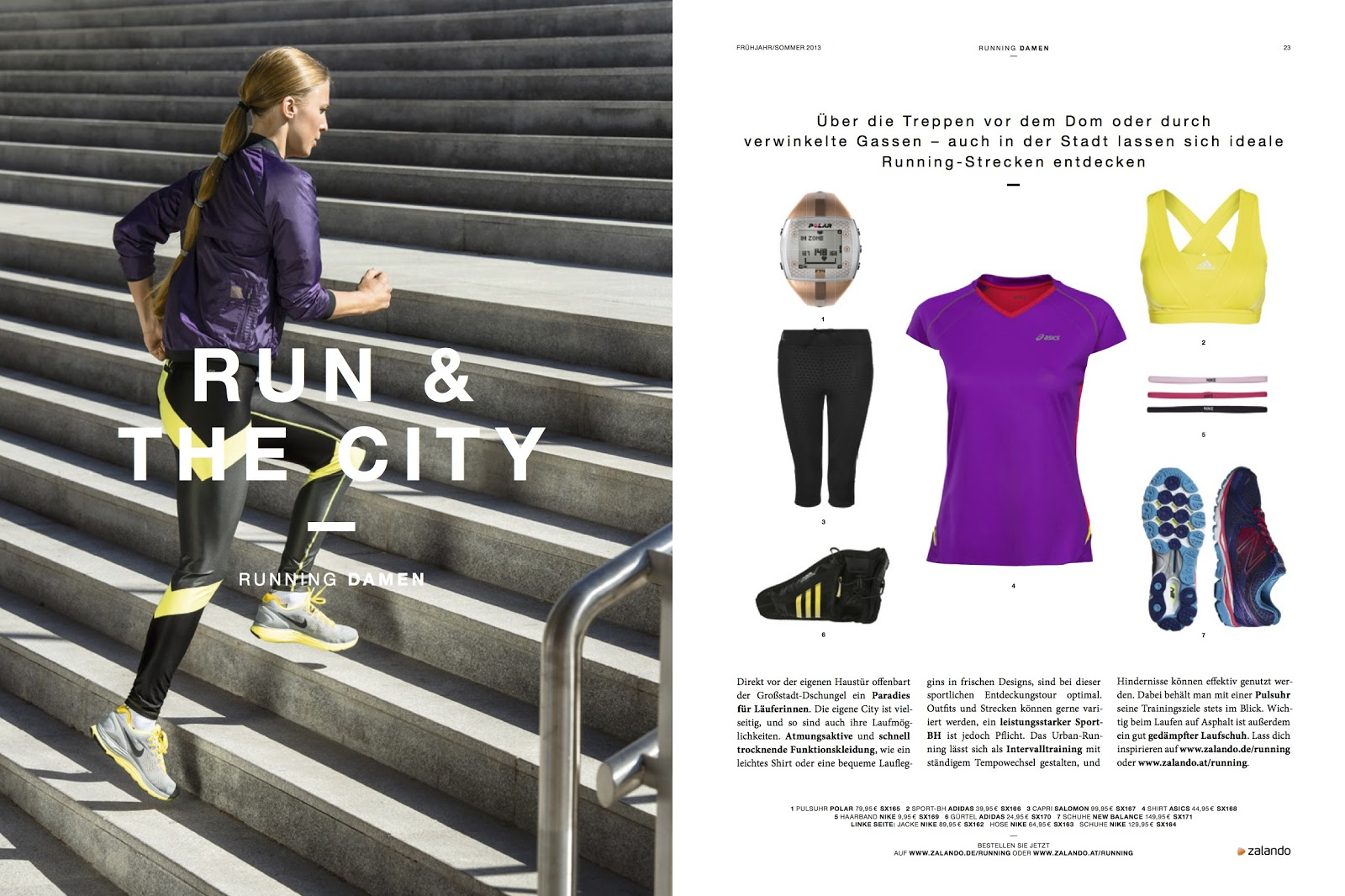 quality design 5a05b c8c50 Christian Brecheis // Blog: TEAR SHEETS :: ZALANDO SUMMER SPORTS