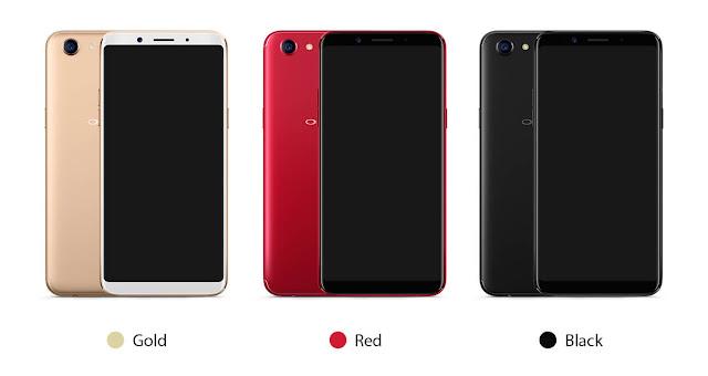 مواصفات وسعر الهاتف  Oppo F5 بالصور والفيديو