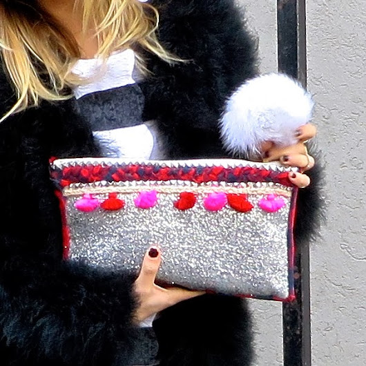Valentines DIY is Here: Mixed Media Clutch