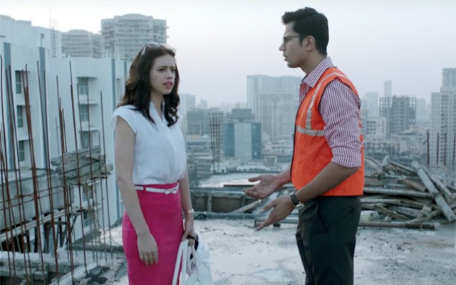 Ribbon,Kalki Koechlin and Sumeet Vyas, Construction Site, Wife reveals pregnancy