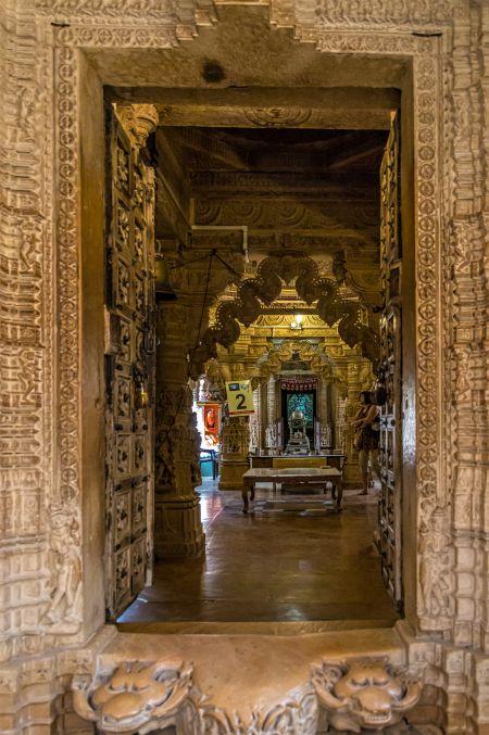 Parshvnath Ji Temple