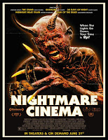 pelicula Nightmare Cinema