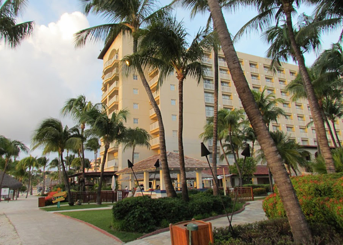 4 star casino hotel aruba