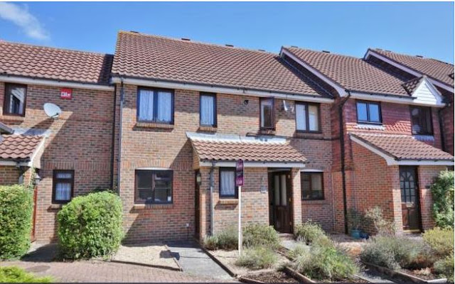 2 bed house, Mosse Gardens, Fishbourne, Chichester