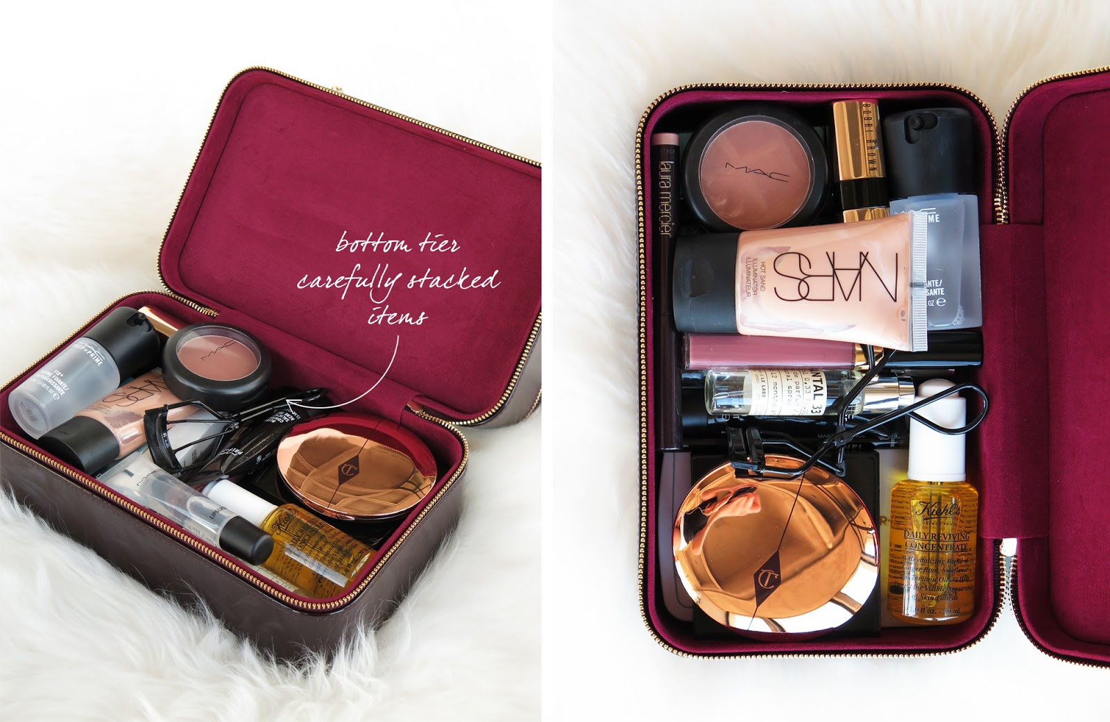 The Beauty Look Book The Perfect Beauty Case For A Mini