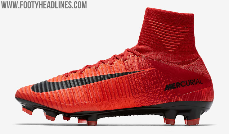 newest a4e3f 46bae Nike Mercurial Superfly V Fire Pack Boots Revealed - Footy ...