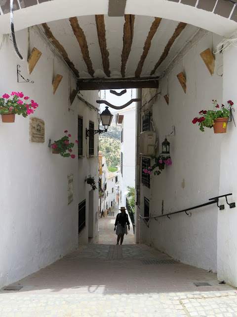Castril, a Typical Andalusian Town