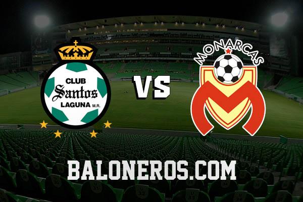 Santos vs Monarcas Morelia 2016