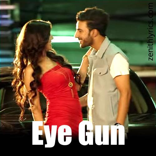 Eye Gun - Rahall Bajwa
