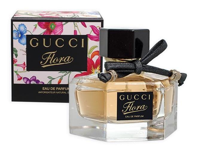 9b8e09e121e New   Gucci Flora Eau De Parfum Spray ~ Full Size Retail Packaging ...