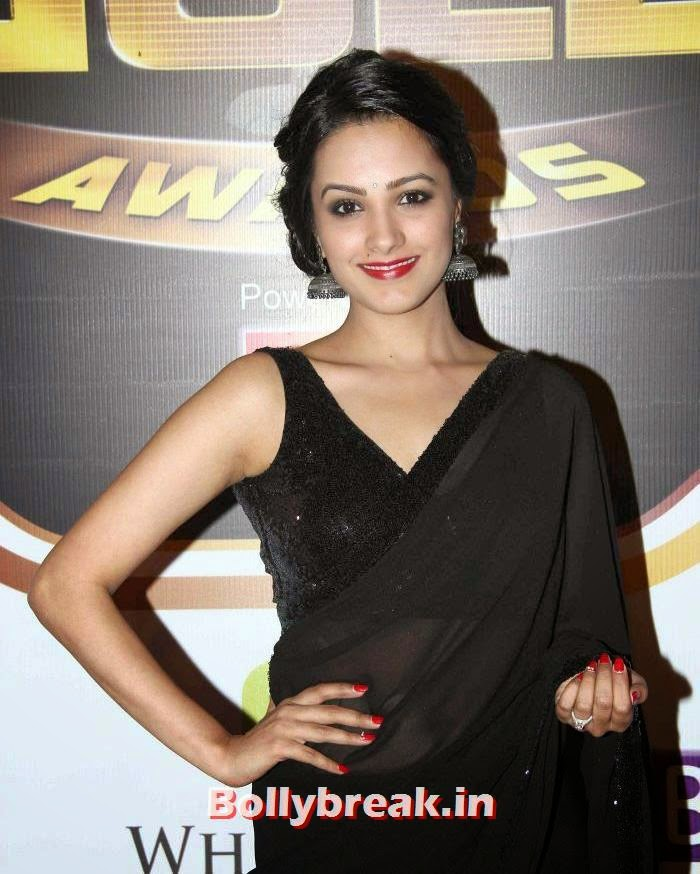 Anita Hassanandani Reddy, Popular Tv Actresses on The Red Carpet of 7th Boroplus Gold Awards